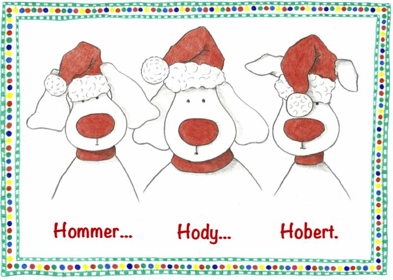Hommer, Hody & Hobert
