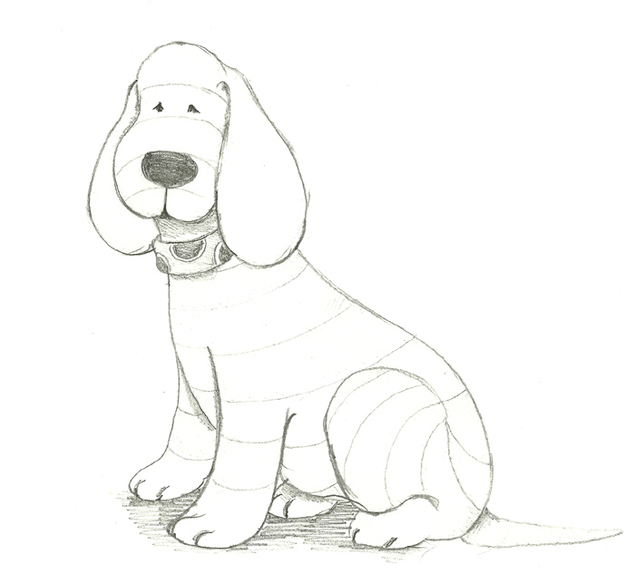 Ciara doodle