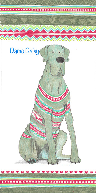 Daisy webpage