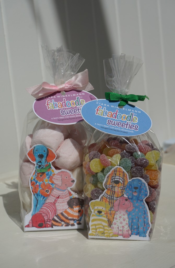 Sweeties packaging